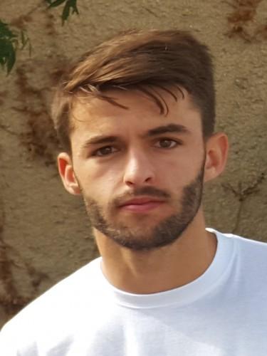 Clément MARTINEZ Médaillé