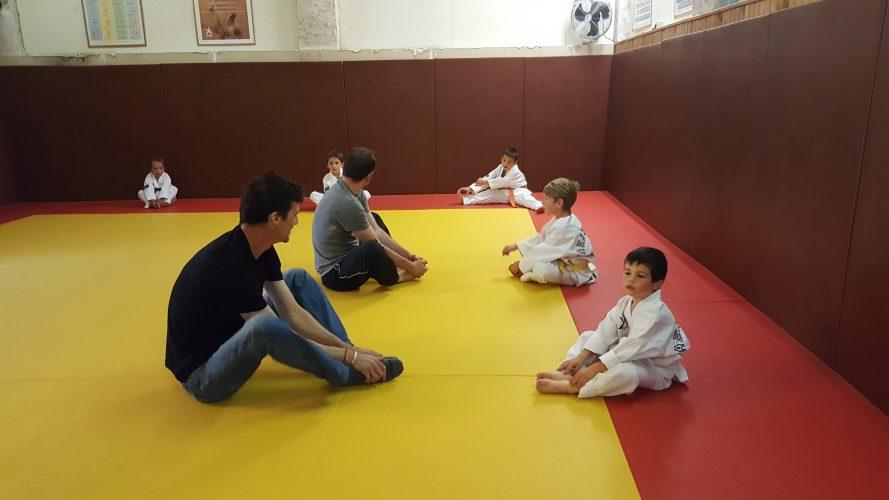 Cours Papas / Enfants Bédoule
