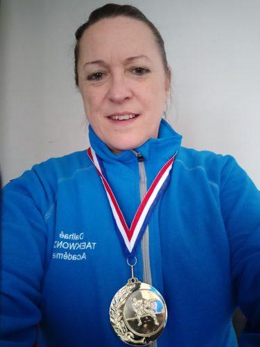 Médaille d'Or - Championnat Paca 2018